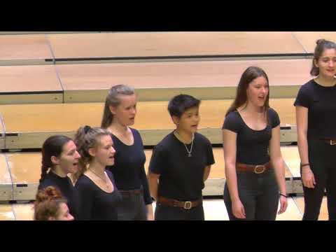 Kammerchor Gymnasium Leonhard/Schweiz: