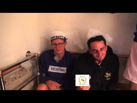 Teaser soirée NAVY'GUE DANS LA MOUSSE Skema Yachting/Finance