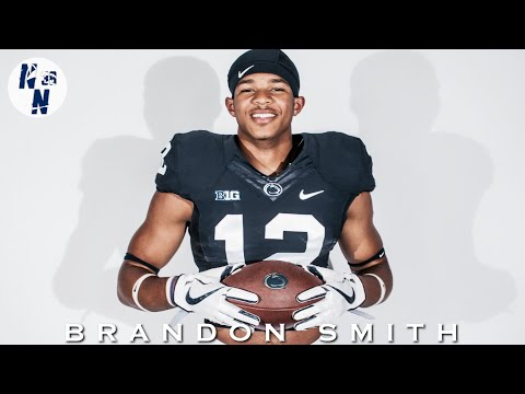 Brandon Smith Highlight Mixᴴᴰ||2019 Penn State 5-Star LB Commit