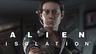 Alien Isolation Last Survivor DLC Cinematic Walkthrough - Let