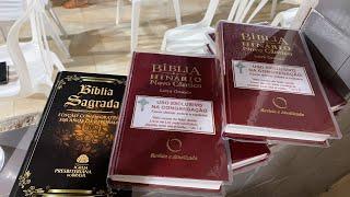 Encontro Bíblico Doutrinário no Ponto de Pregação do Jardim Guanabara - 11.02.2021