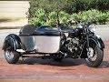 1948 Indian Chief and Sidecar For Sale