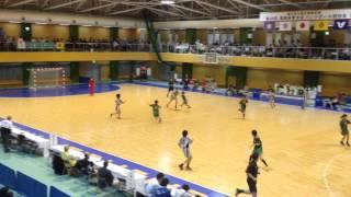 2013年10月6日(日)東京国体少年女子ハンドボール準決勝埼玉代表対大分代表Vol.2 Handball Japan Girls Saitama Oita at Tokyo