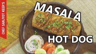 MASALA HOT DOG BUNS recipe by Chef Sanjyot Keer