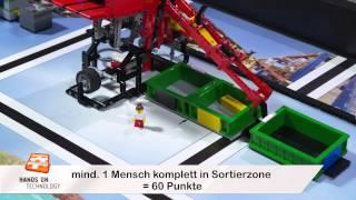 "FLL 2015  ""Trash Trek"" - Robot-Game Aufgaben DE"