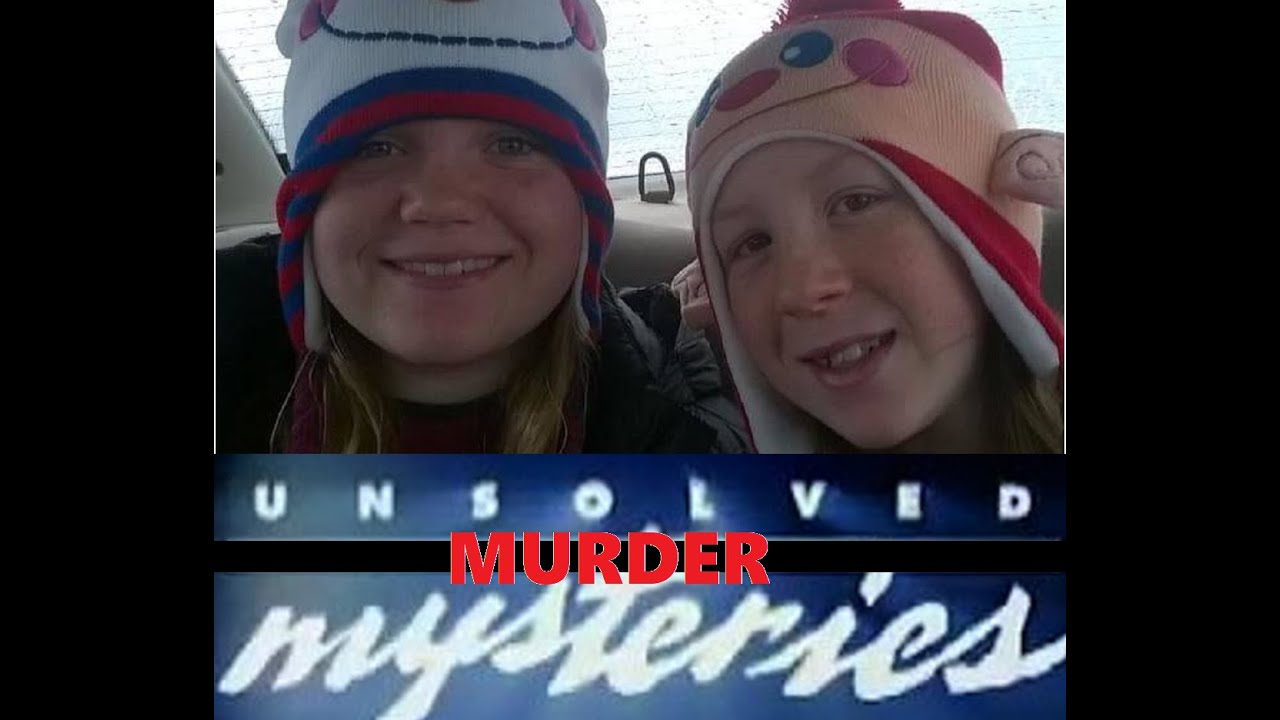 #DelphiMurders Unsolved Murder Mystery Abby Williams and Libby German