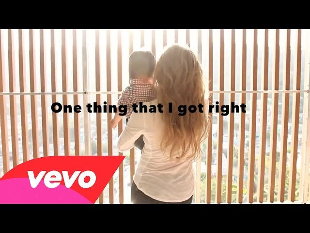 Shakira - The One Thing (Lyrics)