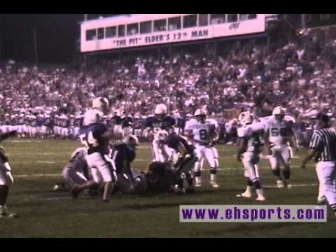 EHSports.com - Bradley Glatthaar runs by (and over) defenders to score