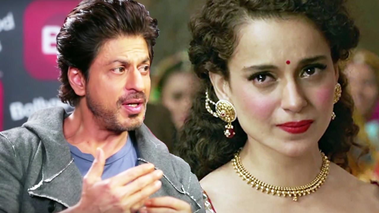 Shahrukh Khan REJECTS A Film With Kangana Ranaut YouTube