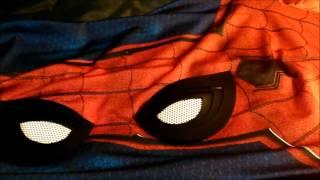 Civil war spiderman suit review/captain america civil war