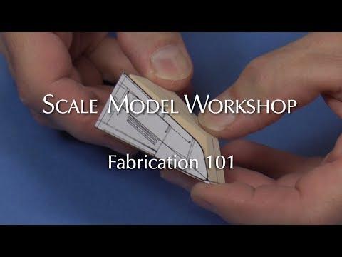 Fabrication 101 ... A Basic Scratchbuilding Technique