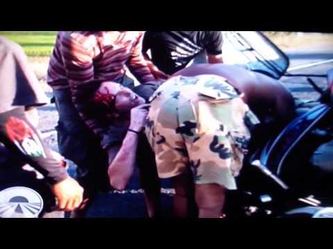 L'accident de Stéphane Rotenberg à Pekin Express