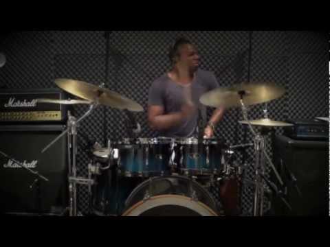 Usher - Pop Ya Collar (Drum Cover)
