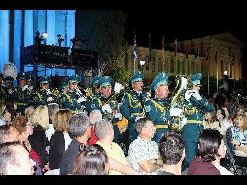 Президентский оркестр Республики Казахстан в Афинах