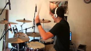 "Green Day - ""Lazy Bones"" Drum Cover (HD)"