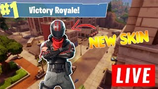 [►LIVE] SHOPPIAMO LA NUOVA SKIN MOTOCICLISTA! | Fortnite Battle Royale
