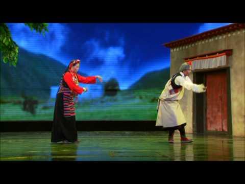 Tibetan Opera Nangsa Woebum by Nyare Lhamo Tsokpa from Tibet 1/8