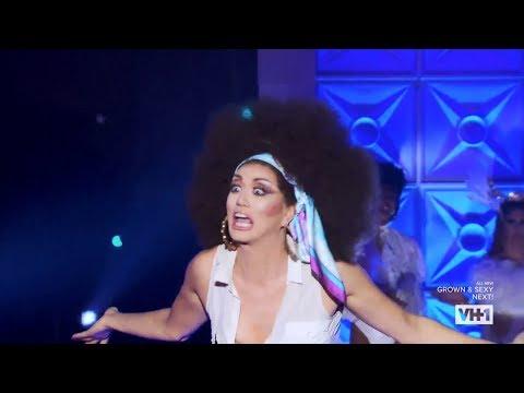Manila Luzon vs. Monét X Change - Jump To It | RuPaul's Drag Race All Stars 4 LSFYL