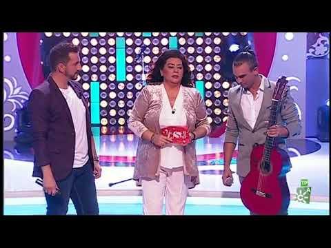 """Salvador García """"Pitu"""" , presenta su single  'A la voz de Almonte' en """"Yo Soy Del Sur"""" ."""