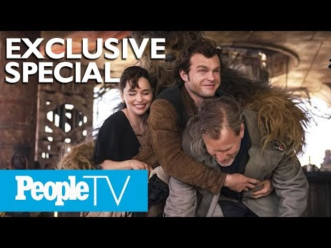'Solo: A Star Wars Story' Special: The Cast Takes You Behind The Scenes | PeopleTV