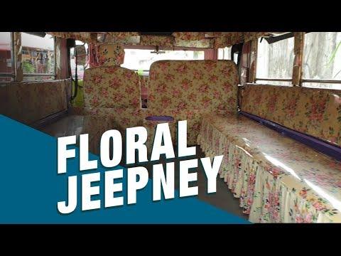 Stand for Truth: Viral floral jeepney sa Rizal, sino ang may-ari?