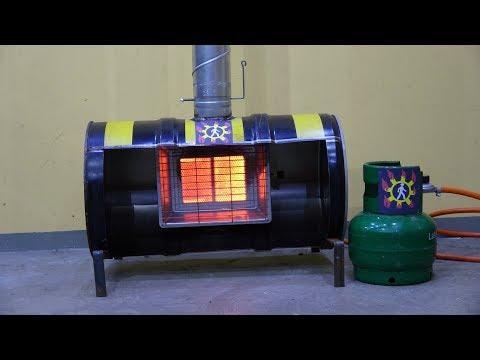 Газовый обогреватель прямого нагрева решение проблемы
