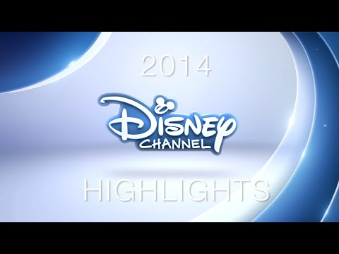 Disney Channel 2014 Highlights Music Video! - Official Disney Channel UK HD
