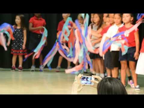 Krismari's Patriotic performance 5/13/13