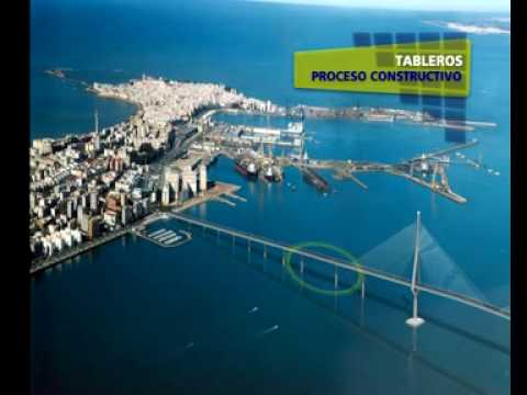 Resumen Proceso constructivo Puente sobre la Bahia de ...