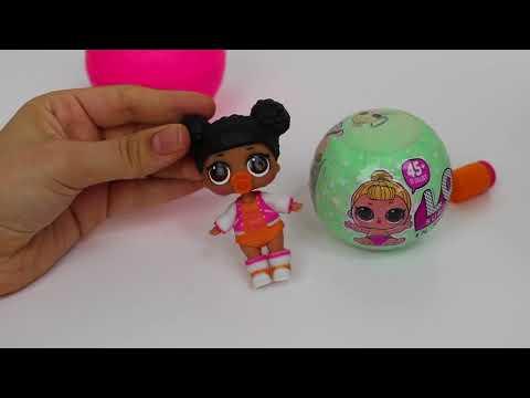 LOL Sürpriz Bebek Yumurta Challenge!! - 2. Bölüm - Eski Seri Lol bebek Açtık! - Bidünya Oyuncak