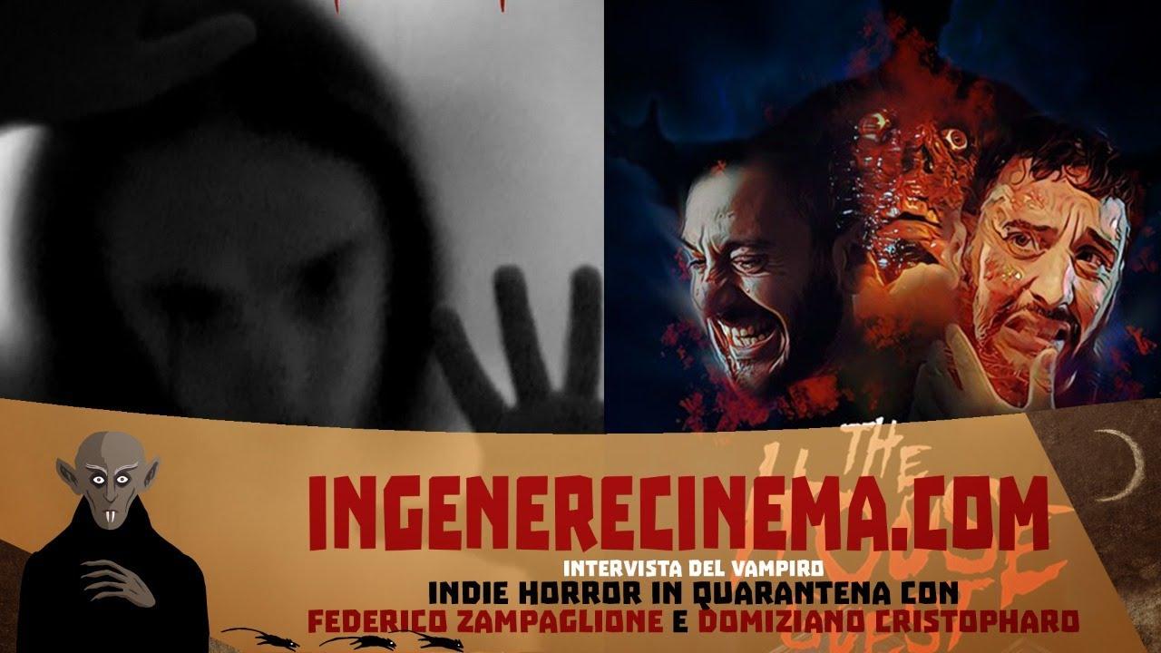 Download Indie Horror in Quarantena - con Federico Zampaglione e Domiziano Cristopharo