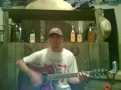 Cross Canadian Ragweed - Carney Man