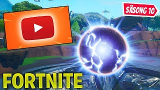 GET FREE ITEMS IN FORTNITE BY CHECKING OUT ON YOUTUBE! * LOOT LAKE BALL BURSTING *