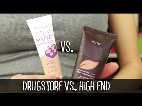 2-in-1-foundation-review-|-rimmel-stay-matte-mousse-vs.-tarte-12-hour-foundation