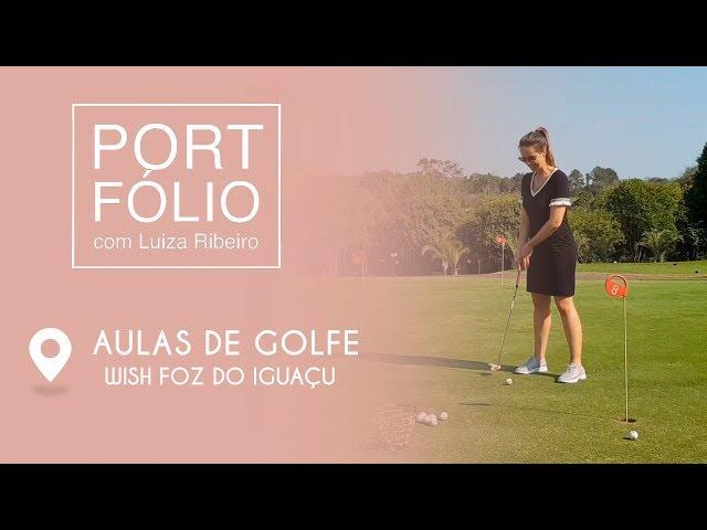 Programa Portfólio - Golfe - Wish Foz do Iguaçu