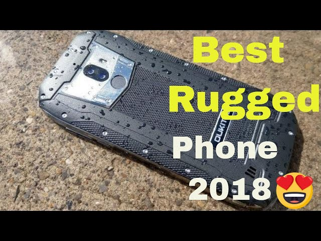 Best Rugged Smartphone Of 2018 -  Rugged Smartphones Unboxing & Review