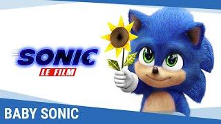 SONIC LE FILM – Découvrez bébé Sonic [Actuellement au cinéma]