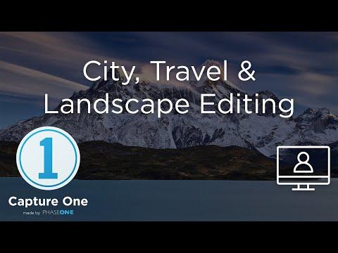 City, Travel & Landscape Editing | Webinar | Capture One 12 thumbnail