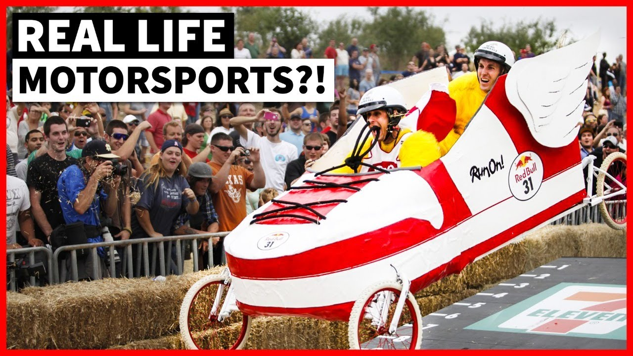Strangest Motorsports of The World Vol.1
