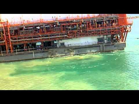 raw gas injection module 2 --the sail away,ERSAI KURYK YARD,KAZAKHSTAN