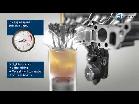 Intake Manifold 3D Animation - Motorservice Group