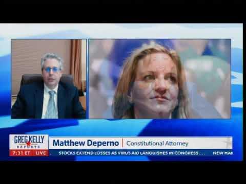 Atty Matthew DePerno CONFIRMS Dominion Machines CHANGED VOTES From Trump to Biden --NOT HUMAN ERROR!