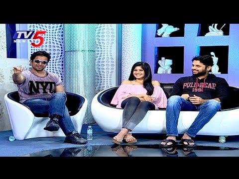 Lie Team Sharing Movie Success | Nithiin | Megha Akash | Arjun | Hanu Ragavapudi | TV5 News