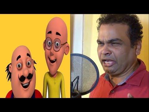 motu patlu Real voice popular indian cartoon motu patlu