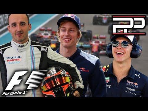 F1 2018 Driver Transfer News & Abu Dhabi GP Predictions - Pitlane Podcast #69