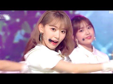 IZ ONE - Violetaㅣ아이즈원 - 비올레타 [SBS Inkigayo Ep 1000]