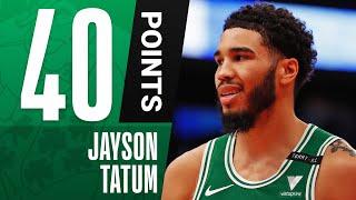 <b>Jayson Tatum</b> LIGHTS IT UP in Road Victory! ☘️