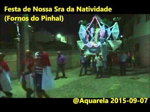 AQUARELA - Festa em Honra de Nossa Srª da Natividade (Fornos do Pinhal 2015-09-07)