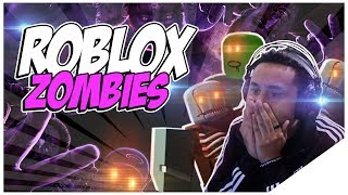 ZOMBIES APOCALYPSE | Roblox Multiplayer Horror Game With AyChristeneGames