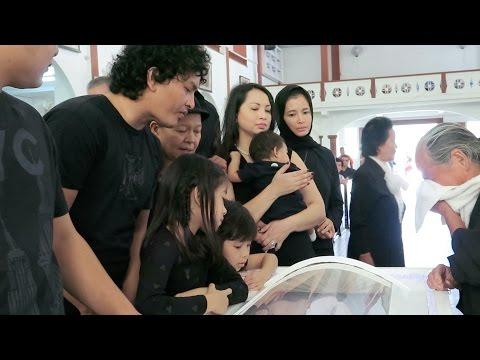 Back in Tambunan: The Funeral